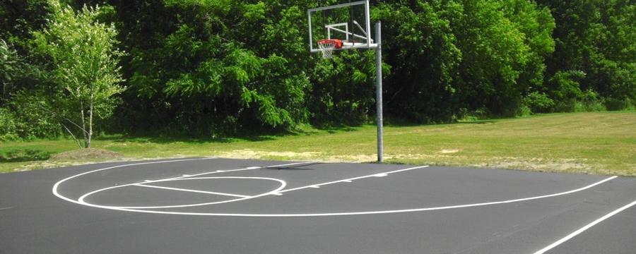 Basketball Court Construction in Atlanta GA